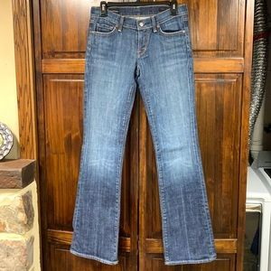Citizens of Humanity Kelly #001 bootcut jeans, 28